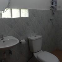 Aircon bathroom