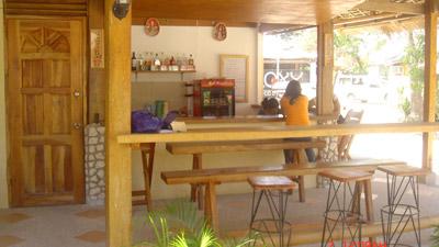 Restaurant Mayas Native Garden Moalboal